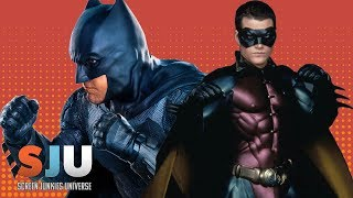 Batman Could Have Played Robin! - SJU