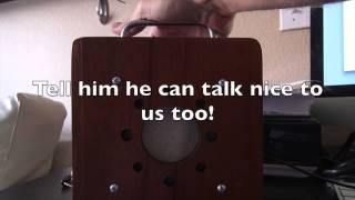 Ultra Clear Spirit Box Test: Min Box and Andy's Box