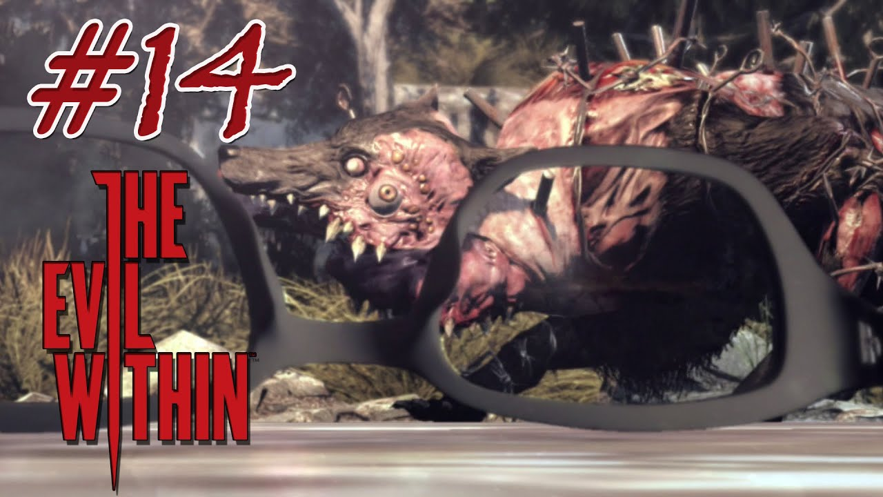 [Let's Play] The Evil Within – 14 – Satansköter