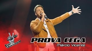 "Márcio Vicente - ""Rise Like a Phoenix"" | Provas Cegas | The Voice Portugal"
