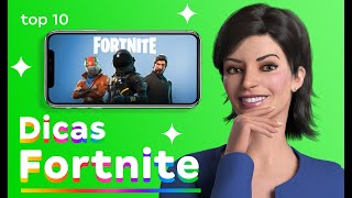10 dicas para melhorar seu jogo no Fortnite! | Canal da Lu - Magalu