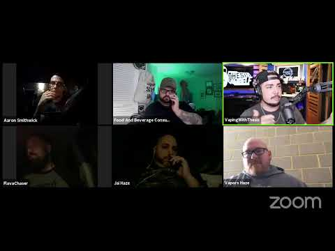 VapingWithThesis Live Stream