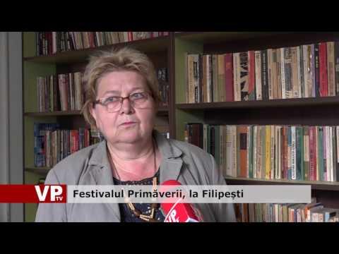 Festivalul Primăverii, la Filipești