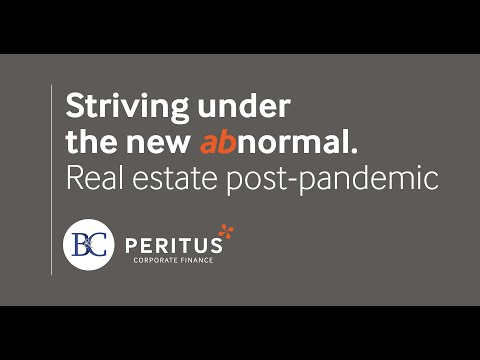 Striving under the new abnormal - a Peritus Corporate Finance/Bridging & Commercial live event, Pt 1