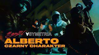 Kadr z teledysku Czarny Charakter tekst piosenki Alberto