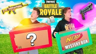 $9,999 NERF FORTNITE EBAY MYSTERY BOX 📦❓Fortnite Gear, NERF Toys & More!