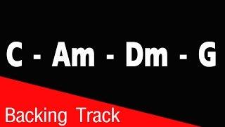 ฺBacking Track : C - Am - Dm - G    (S.Soul) tempo = 80