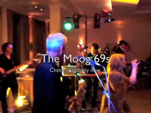 "The Moog 69s Irelands Best Event Wedding Party Band ""Le Freak"""