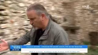Mirëmëngjesi Kosovë - Kalaja e Artanës atraksion për shumë turistë, por me pak investime 16.10.2020