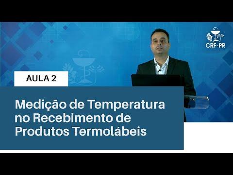Medição de Temperatura - Aula 2