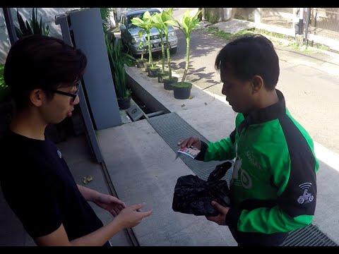 Video CARA BAYAR GOJEK GRATIS !!!!! ( magic prank )