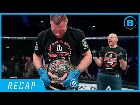 Highlights du Bellator 223