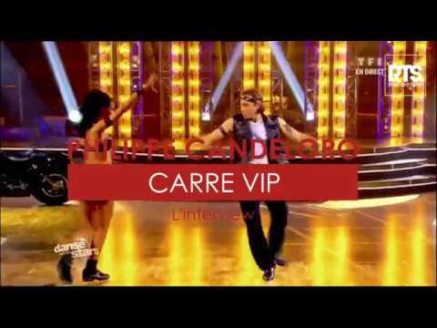 """Philippe Candeloro sans langue de bois dans """"Carre VIP"""" sur RTS"""