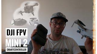 Como conectar el mini 2 y el DJI fpv con el smartcontroller
