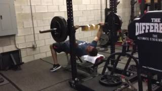 Board Bench Press Set with The Difference