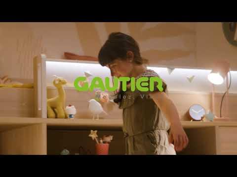 Musique pub Gautier Les Meubles Utilisation de l'éclairage DIMIX    juillet 2021