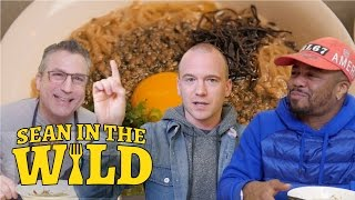 Just Blaze and Ivan Orkin Give Sean Evans a Ramen Master Class | Sean in the Wild