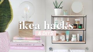 Ikea Hacks And DIYs 2019 | Easy Budget Room Decor Hacks