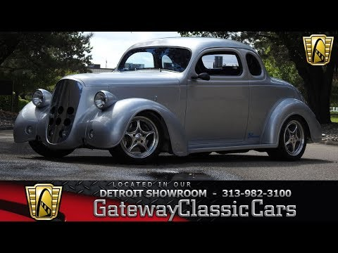Video of '37 Coupe - KM6T