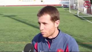 preview picture of video 'Entrevista a Joan Garcia, entrenador del Molins de Rei CF (març 2014)'