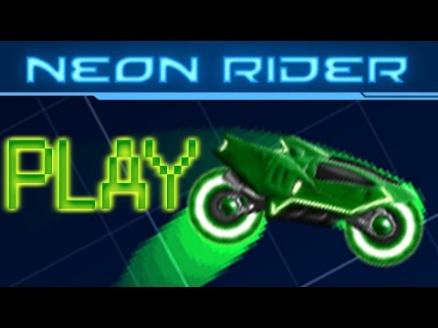 Neon Rider 2 Game Play | Crazy Game Zone