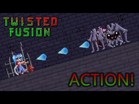 Twisted Fusion (Wii U) Action Trailer thumbnail