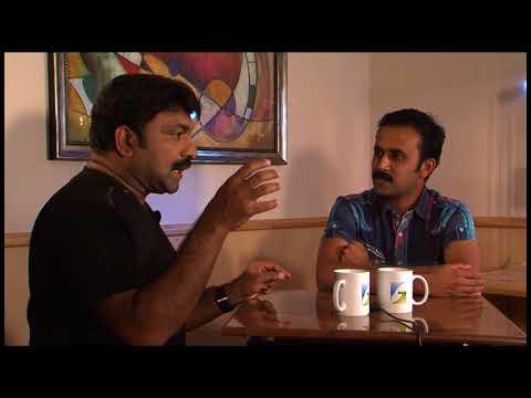 Kottayam Nazeer in Garshom TV Celebrity Chat Show Part1