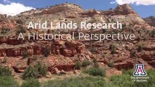 University of Arizona Arid Lands