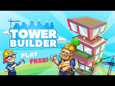 Vídeo do TOWER BUILDER: BUILD IT