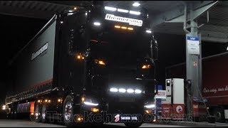 SCANIA S650 - Open Pipe Sound - Riemersma Arctic Transport