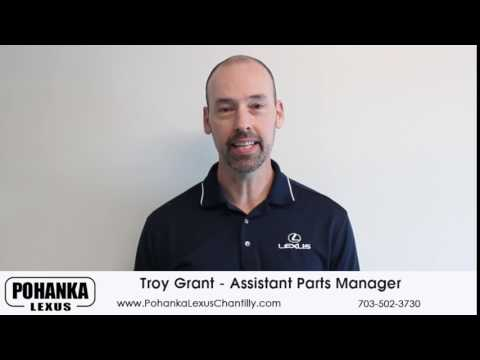 Assistant Parts Manager  Troy  Grant