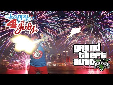4TH OF JULY SPECIAL!!!! MUSIC VIDEO MASHUP ROCKSTAR EDITOR GTA V ONLINE