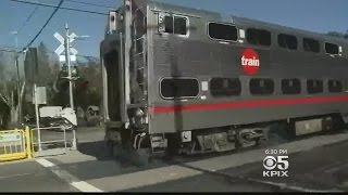 Local Lawsuit Threatens Fed Funding For Caltrain Upgrade