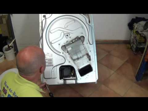 Whirlpool Tumble Dryer how to replace belt  Bauknecht, Laden, Maytag