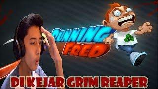 Running Fred GamePlay - ADA GRIM REAPER WOW!!! - Game Hape