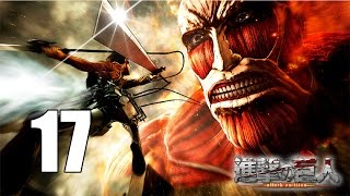 Attack on Titan - Gameplay Walkthrough Part 17: Choices and Consequences