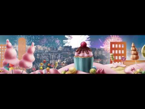 מיצג אור קולי בפסטיבל השוקולד, 60 שנה לעיריית נצרת עילית