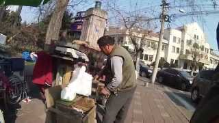 preview picture of video 'Sweet Potato Guy in Qingdao China'