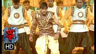 Raju Performance   Dhee 10    20th June 2018   ETV Telugu