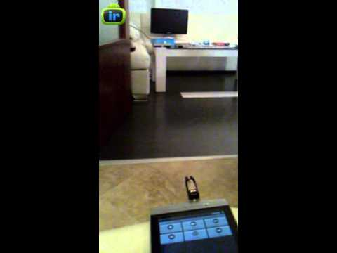 Video of Irdroid