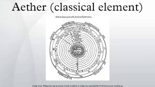 Aether (classical element)
