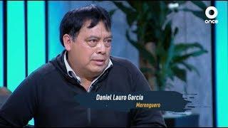 Todos a bordo - Merenguero. Daniel Lauro García