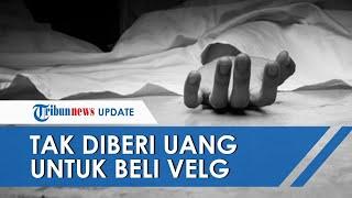 Tak Dikasih Uang Rp1 Juta untuk Beli Velg Motor, Pria di Kalimantan Tega Bunuh Ayahnya dengan Pisau