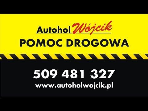 Autoholowanie Wójcik Mińsk Mazowiecki. Stacja Paliw BP
