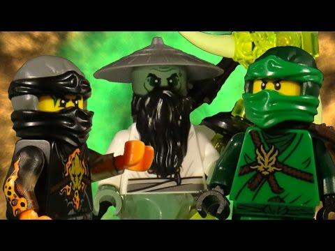 Double Trouble - LEGO Ninjago - Season 2, Full Episode 3 - Youtube