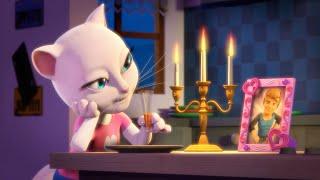 El sueño de toda chica - Talking Tom and Friends (Episodio 29 - Temporada 1)