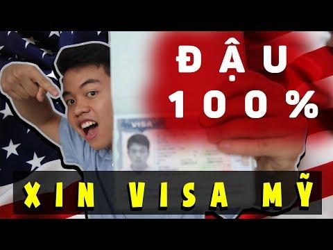 XIN VISA MỸ: 10 mẹo phỏng vấn, cách đăng ký, những điều lưu ý...   BUNGATI TV