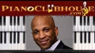 """♫ How to play """"WE ARE VICTORIOUS"""" by Donnie McClurkin, ft. Tye Tribbett (piano tutorial lesson)"""