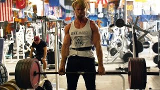 Deadlift or Alive - BACK & BICEPS WORKOUT - 12WP P2D2 by Buff Dudes