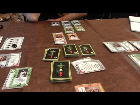 Top Hats and Treachery Review